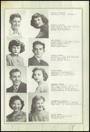Page 17, 1949 Edition, Coleman High School - Comet Yearbook (Coleman, MI) online yearbook collection