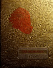 1954 Edition, Lasalle High School - Hiawathan Yearbook (St Ignace, MI)