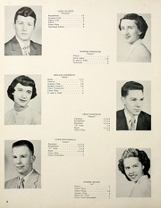 Page 12, 1954 Edition, Lasalle High School - Hiawathan Yearbook (St Ignace, MI) online yearbook collection
