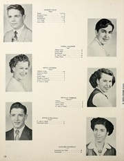 Page 14, 1954 Edition, Lasalle High School - Hiawathan Yearbook (St Ignace, MI) online yearbook collection