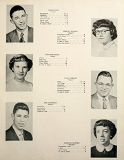 Page 15, 1954 Edition, Lasalle High School - Hiawathan Yearbook (St Ignace, MI) online yearbook collection