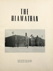Page 5, 1954 Edition, Lasalle High School - Hiawathan Yearbook (St Ignace, MI) online yearbook collection