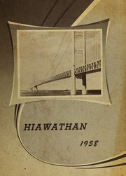 Page 1, 1958 Edition, Lasalle High School - Hiawathan Yearbook (St Ignace, MI) online yearbook collection