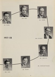Page 11, 1958 Edition, Lasalle High School - Hiawathan Yearbook (St Ignace, MI) online yearbook collection