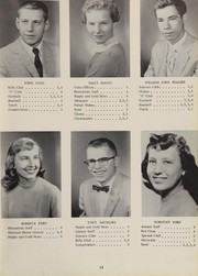Page 17, 1958 Edition, Lasalle High School - Hiawathan Yearbook (St Ignace, MI) online yearbook collection