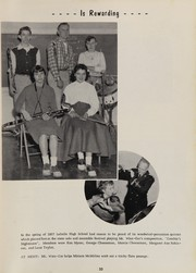 Page 37, 1958 Edition, Lasalle High School - Hiawathan Yearbook (St Ignace, MI) online yearbook collection