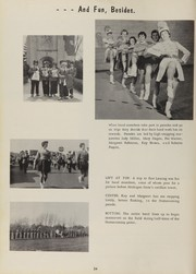 Page 38, 1958 Edition, Lasalle High School - Hiawathan Yearbook (St Ignace, MI) online yearbook collection