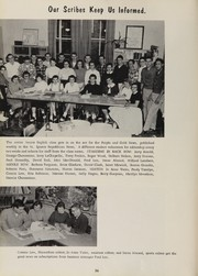 Page 40, 1958 Edition, Lasalle High School - Hiawathan Yearbook (St Ignace, MI) online yearbook collection