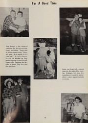 Page 45, 1958 Edition, Lasalle High School - Hiawathan Yearbook (St Ignace, MI) online yearbook collection