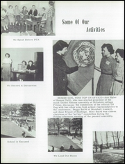 Page 10, 1952 Edition, Homer High School - Trojan Yearbook (Homer, MI) online yearbook collection