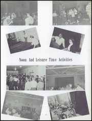 Page 15, 1952 Edition, Homer High School - Trojan Yearbook (Homer, MI) online yearbook collection