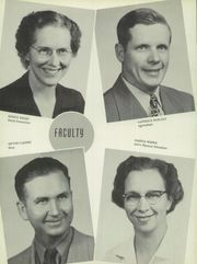 Page 14, 1953 Edition, Homer High School - Trojan Yearbook (Homer, MI) online yearbook collection