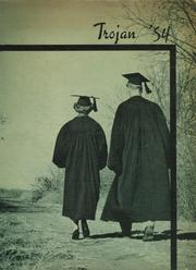 Page 1, 1954 Edition, Homer High School - Trojan Yearbook (Homer, MI) online yearbook collection