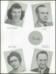 Page 10, 1954 Edition, Homer High School - Trojan Yearbook (Homer, MI) online yearbook collection