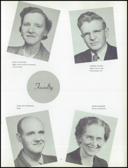Page 11, 1954 Edition, Homer High School - Trojan Yearbook (Homer, MI) online yearbook collection