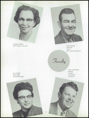 Page 12, 1954 Edition, Homer High School - Trojan Yearbook (Homer, MI) online yearbook collection