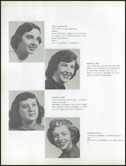 Page 14, 1954 Edition, Homer High School - Trojan Yearbook (Homer, MI) online yearbook collection