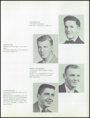 Page 15, 1954 Edition, Homer High School - Trojan Yearbook (Homer, MI) online yearbook collection