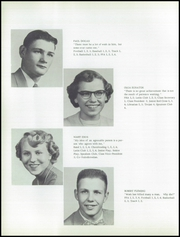Page 16, 1954 Edition, Homer High School - Trojan Yearbook (Homer, MI) online yearbook collection