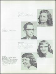 Page 17, 1954 Edition, Homer High School - Trojan Yearbook (Homer, MI) online yearbook collection