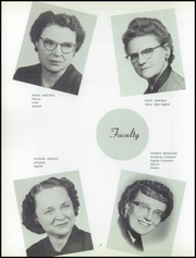 Page 8, 1954 Edition, Homer High School - Trojan Yearbook (Homer, MI) online yearbook collection