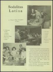 Page 12, 1945 Edition, South High School - Spectra Yearbook (Grand Rapids, MI) online yearbook collection