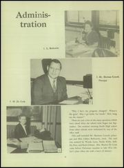 Page 8, 1945 Edition, South High School - Spectra Yearbook (Grand Rapids, MI) online yearbook collection