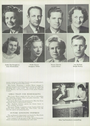 Page 16, 1948 Edition, South High School - Spectra Yearbook (Grand Rapids, MI) online yearbook collection