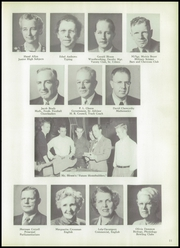 Page 15, 1950 Edition, South High School - Spectra Yearbook (Grand Rapids, MI) online yearbook collection
