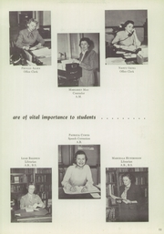 Page 15, 1951 Edition, South High School - Spectra Yearbook (Grand Rapids, MI) online yearbook collection