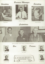 Page 10, 1959 Edition, Laingsburg High School - Looking Glass Yearbook (Laingsburg, MI) online yearbook collection