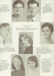 Page 15, 1959 Edition, Laingsburg High School - Looking Glass Yearbook (Laingsburg, MI) online yearbook collection