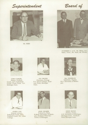 Page 8, 1959 Edition, Laingsburg High School - Looking Glass Yearbook (Laingsburg, MI) online yearbook collection