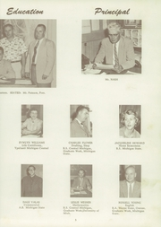 Page 9, 1959 Edition, Laingsburg High School - Looking Glass Yearbook (Laingsburg, MI) online yearbook collection