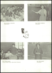 Page 11, 1958 Edition, Reese High School - Rocket Yearbook (Reese, MI) online yearbook collection