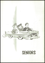 Page 13, 1958 Edition, Reese High School - Rocket Yearbook (Reese, MI) online yearbook collection