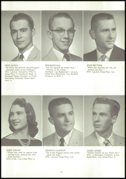 Page 15, 1958 Edition, Reese High School - Rocket Yearbook (Reese, MI) online yearbook collection