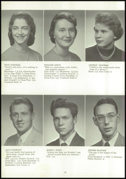 Page 16, 1958 Edition, Reese High School - Rocket Yearbook (Reese, MI) online yearbook collection