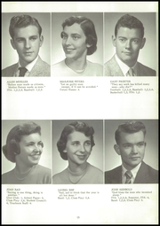 Page 17, 1958 Edition, Reese High School - Rocket Yearbook (Reese, MI) online yearbook collection