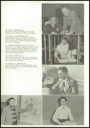 Page 8, 1958 Edition, Reese High School - Rocket Yearbook (Reese, MI) online yearbook collection