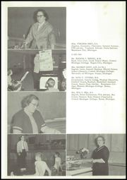 Page 9, 1958 Edition, Reese High School - Rocket Yearbook (Reese, MI) online yearbook collection