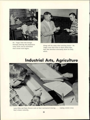 Page 36, 1962 Edition, Reading High School - Ranger Yearbook (Reading, MI) online yearbook collection