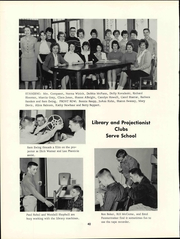 Page 48, 1962 Edition, Reading High School - Ranger Yearbook (Reading, MI) online yearbook collection