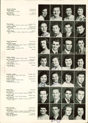 Page 11, 1949 Edition, Lowrey High School - Futorian Yearbook (Dearborn, MI) online yearbook collection