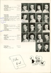 Page 15, 1949 Edition, Lowrey High School - Futorian Yearbook (Dearborn, MI) online yearbook collection