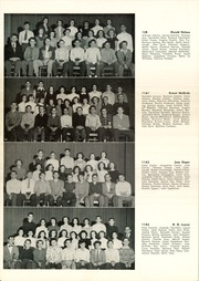 Page 16, 1949 Edition, Lowrey High School - Futorian Yearbook (Dearborn, MI) online yearbook collection