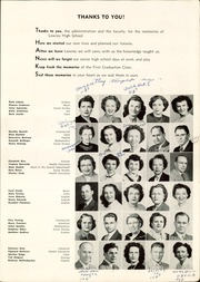 Page 5, 1949 Edition, Lowrey High School - Futorian Yearbook (Dearborn, MI) online yearbook collection