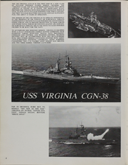 Page 8, 1980 Edition, Virginia (CGN 38) - Naval Cruise Book online yearbook collection