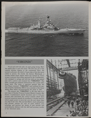 Page 8, 1982 Edition, Virginia (CGN 38) - Naval Cruise Book online yearbook collection