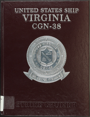 Virginia (CGN 38) - Naval Cruise Book online yearbook collection, 1989 Edition, Page 1